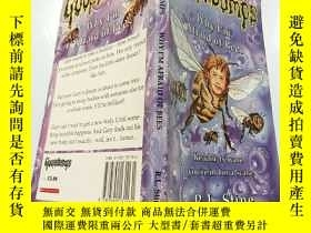 二手書博民逛書店goosebumps罕見why i m afraid bees:為什麽我害怕蜜蜂Y200392