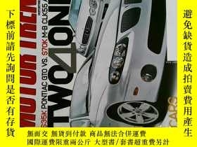 二手書博民逛書店MOTOR罕見TREND 汽車雜誌 2004 05 外文原版過期期刊雜誌Y14610