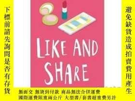 二手書博民逛書店Hopewell罕見High: Like and Share-霍普韋爾高中:喜歡和分享Y465786 Jo C