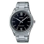 CASIO 卡西歐 手錶專賣店 MTP-V005D-1B2 簡約指針不銹鋼男錶 生活日常防水 三摺錶扣 MTP-V005D