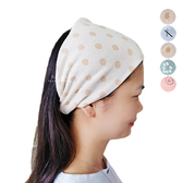 棉感產後坐月子髮帶 髮飾
