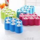 冰淇淋模具雪糕冰棒模硅膠創意冰格冰激凌棍...