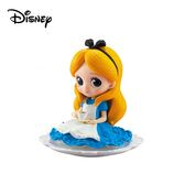 深色款【日本正版】SUGIRLY Q posket 愛麗絲 公仔 模型 愛麗絲夢遊仙境 BANPRESTO 萬普 - 356014