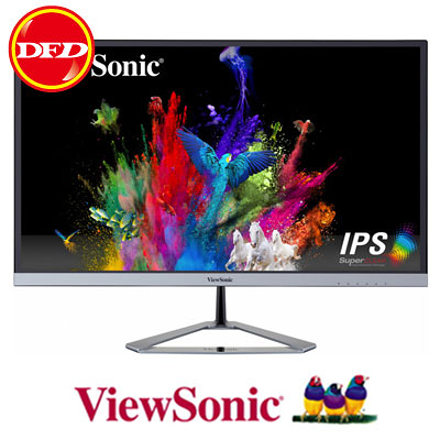 VIEWSONIC 優派 VX2476-smhd 顯示器 24吋 SuperClear® AH-IPS 公司貨