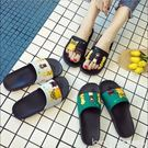 拖鞋女夏天浴室內防滑軟底家居家用夏季洗澡情侶可愛男女士涼拖鞋  LannaS