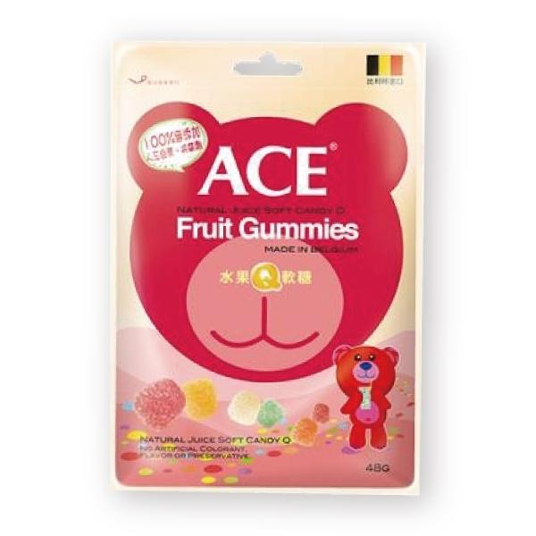 ACE水果Q軟糖_維奇草本