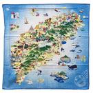 【收藏天地】台灣尋寶地圖手帕