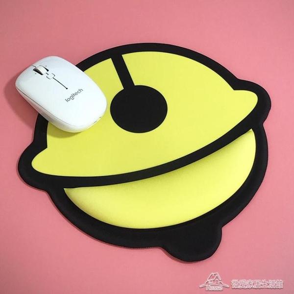 滑鼠墊 護腕創意卡通動漫硅膠超大軟墊手托加厚手腕墊子滑鼠墊【快速出貨】