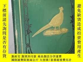 二手書博民逛書店1881年罕見Pheasants: Their Natural