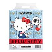 屈臣氏抽取式衛生紙100抽8包入(Hello Kitty)
