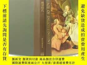 二手書博民逛書店age罕見of enlightenment 啓蒙時代 e12-5