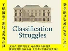二手書博民逛書店Classification罕見Struggles, Course Of General Sociology, V