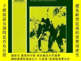 二手書博民逛書店The罕見Asian Elephant: Ecology And