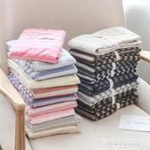 天竺棉枕套48 74cm枕頭套全棉一對裝成人情侶學生純棉單人枕『韓女王』