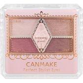 CANMAKE 完美色計眼影盤958-18