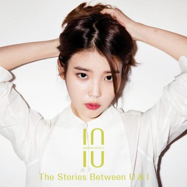IU SMASH HITS 2 – The Stories Between U & I 雙CD附DVD | OS小舖