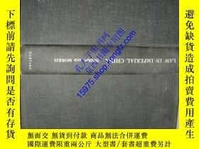 二手書博民逛書店law罕見in imperial china 中國帝國的法律 籤