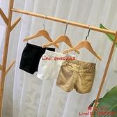 男童褲子1一3歲薄款寶寶夏裝短褲外穿洋氣小童休閑褲潮【齊心88】