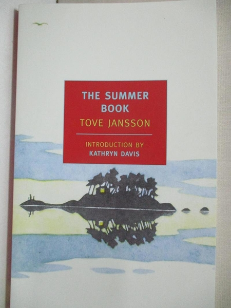 【書寶二手書T1/原文小說_IVJ】The Summer Book_Jansson, Tove,  Teal, Thomas
