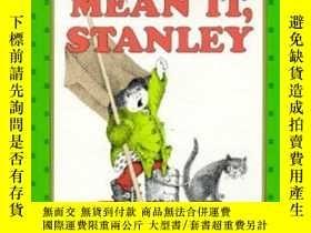 二手書博民逛書店And罕見I Mean It, StanleyY255562 Crosby Bonsall Harpercol