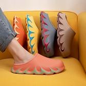 棉拖鞋女冬2021新款防水毛絨防滑居家情侶保暖舒適家用月子棉拖男 童趣屋  新品
