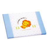 【佳兒園婦幼館】 Simba 小獅王 辛巴  透氣天然乳膠枕(藍色)