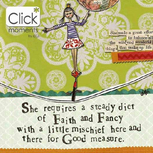 Faith and Fancy-德國 IHR 副品牌 Click moments 餐巾紙