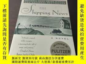 二手書博民逛書店安妮·普魯罕見Annie Proulx:The Shipping
