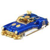 〔小禮堂〕迪士尼 米奇 TOMICA小汽車11th紀念黃金老爺車《藍白》特別版.擺飾.模型 4904810-13438