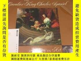 二手書博民逛書店The罕見Cavalier King Charles Spani