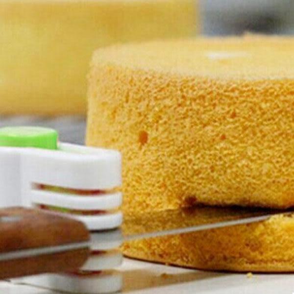 【BlueCat】料理利器 蛋糕吐司分層切割器 切片器 (2入)