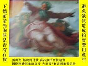 二手書博民逛書店Michelangelo罕見& the Creation of