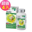 【永信HAC】銀杏果錠x4瓶(180錠/瓶)