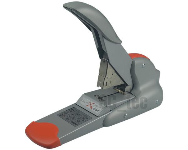 [ 釘書機 瑞典 RAPID DUAX ] 平針 釘書機 訂書機 免換針一次搞定 最多可訂170張 送訂針400支