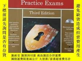 二手書博民逛書店CEH罕見Certified Ethical Hacker Practice Exams, Third Editi