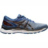 Asics Gel-nimbus 22 (2e Wide) [1011A685-023] 男鞋 慢跑 運動 支撐 灰藍