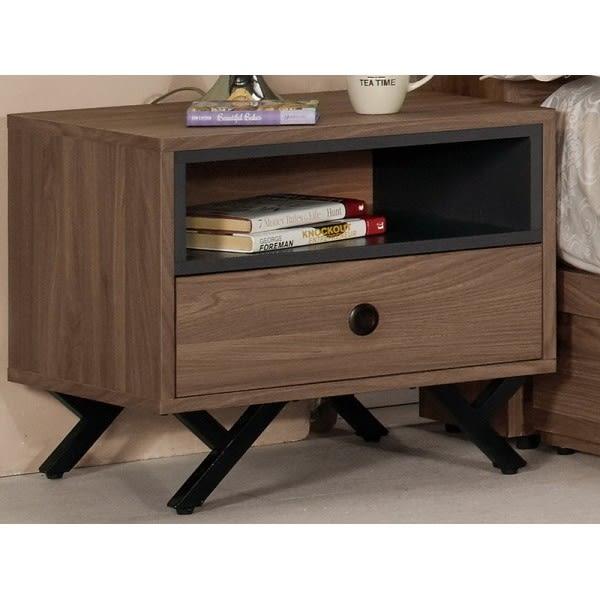 床頭櫃 MK-563-6 約克1.8尺床頭櫃【大眾家居舘】