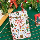 【BlueCat】聖誕老人角落內心戲貼紙