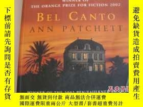 二手書博民逛書店Bel罕見canto (Winner of the Orange