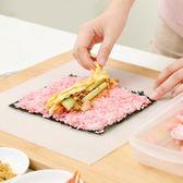 廚房大號不粘硅膠壽司簾蛋糕簾DIY家用烘培做壽司料理模具易清洗【小梨雜貨鋪】