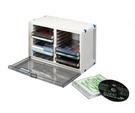 雙鶖牌 FLYING  CDB0920  20片多功能CD盒-可疊、可掛 / 個