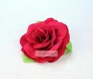 一定要幸福哦~~絨布玫瑰胸花(酒紅色) 、禮儀名條、婚禮小物、婚俗用品 、紅包袋