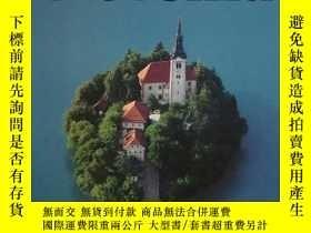 二手書博民逛書店斯洛文尼亞:自然、歷史與文明罕見大型畫冊 Greeting fr