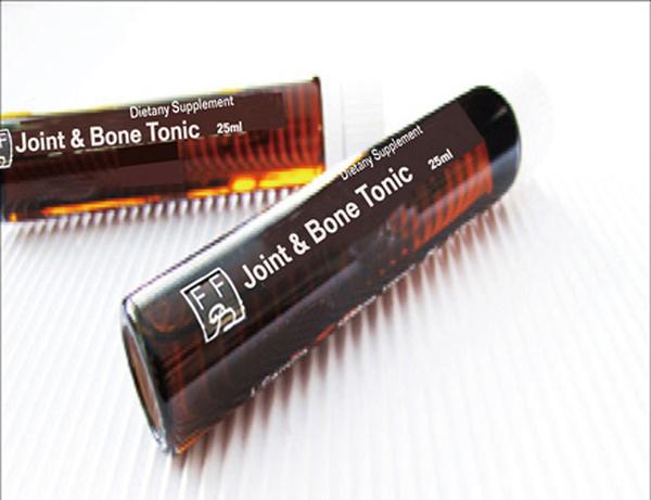 神龍®軟Q膠原蛋白濃縮飲 每支25ml/20入/盒  Joint & Bone Tonic神龍百草生技園 vs 德國技術合作