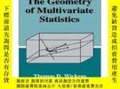 二手書博民逛書店The罕見Geometry Of Multivariate StatisticsY255562 Thomas