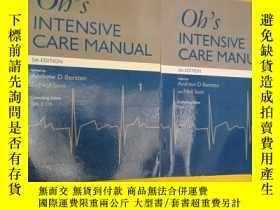 二手書博民逛書店Oh重症監護手冊(第5版)罕見Oh s Intensive Ca