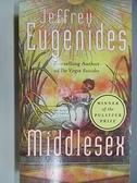 【書寶二手書T2/原文小說_AE5】Middlesex_Jeffrey Eugenides