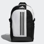 Adidas 黑白專業運動訓練後背包-NO.FM6860