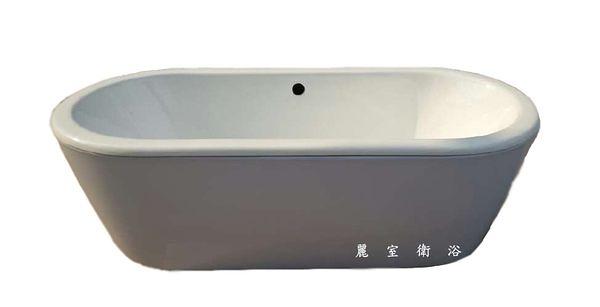 【麗室衛浴】五星級飯店 民宿最愛H901 高級鑄鐵造型獨立浴缸