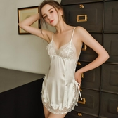 性感睡衣情趣內衣挑逗誘惑歐美火辣蕾絲睡裙騷激情套裝超騷露乳女